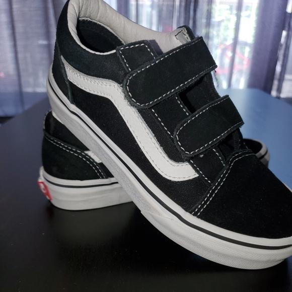 Preschool Vans Sneaker